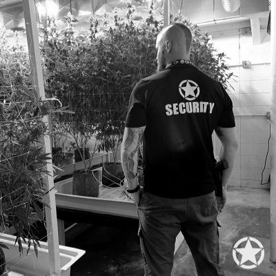 Armed Cannabis Guard